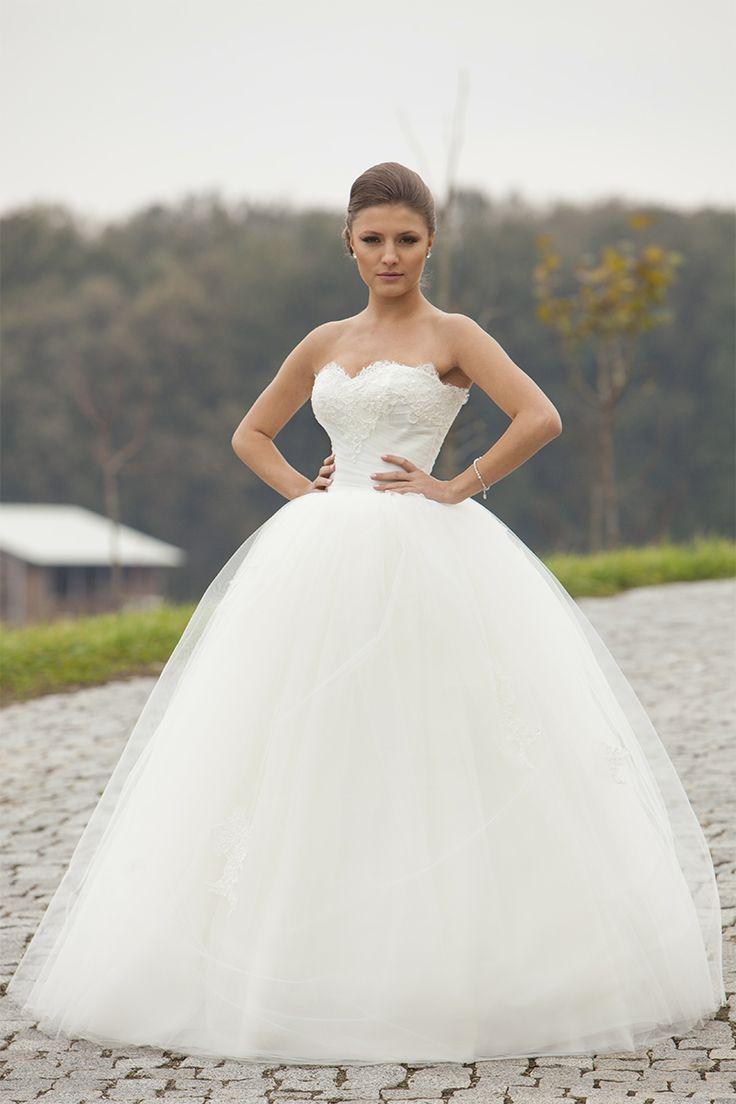 Rochie de mireasa Princess - Calin Events - Rochii de Mireasa si Seara , Accesorii nunta