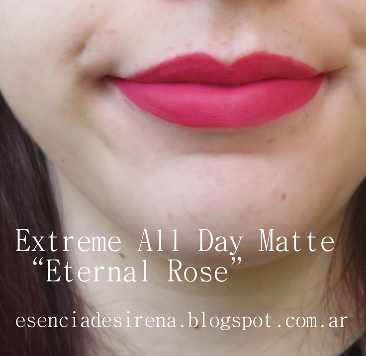 Extreme All Day Matte Eternal Rose