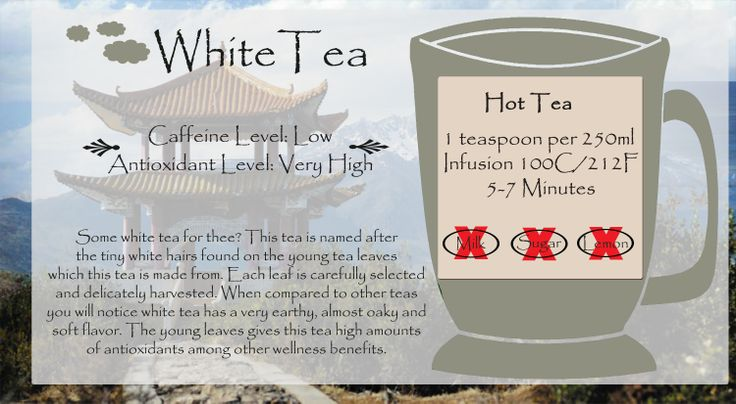 Did you know white tea has 3x more antioxidants than green and black tea?Discover all your favorite white #teas @ www.onevillageteas.com