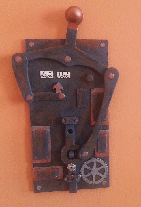 8 Best Images About Steampunk Lightswitch On Pinterest