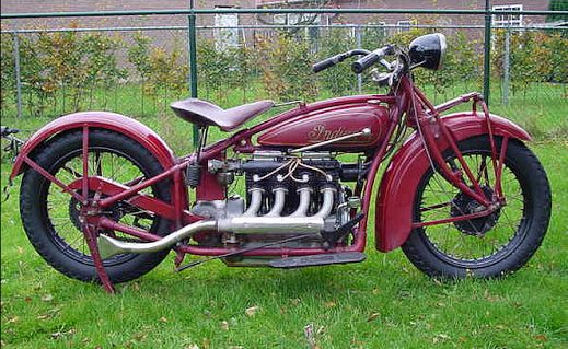1928 Indian Motorcycle ...