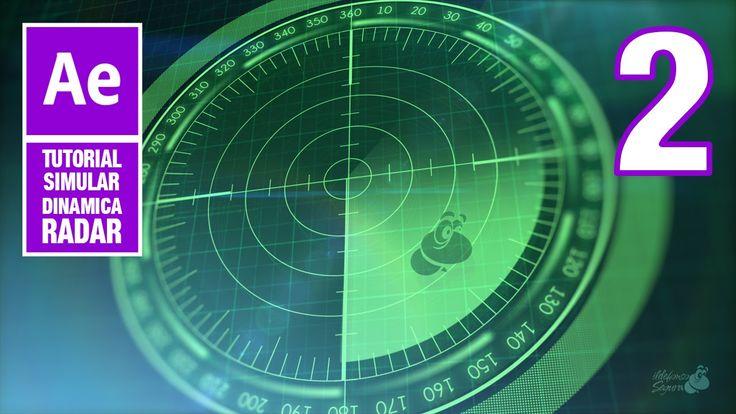 Tutorial After Effects // Construye un radar parte 2  by @ildefonsosegura