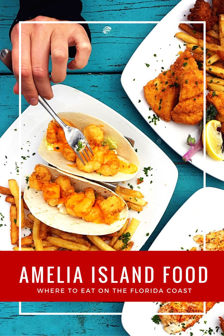 Savour the flavors of Amelia Island restaurants in Florida