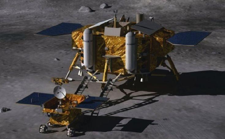 china lands on the moon historic robotic lunar landing - 735×454