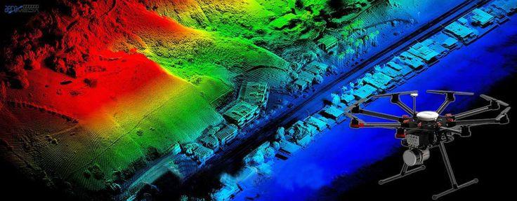 En #Aeromedia seguimos investigando, pronto os presentaremos nuestro drone para geología, sismología y física de la atmósfera. La tecnología LIDAR (Light Detection and Ranging) es un sistema que permite obtener una nube de puntos del terreno tomándolos mediante un escáner láser aerotransportado (ALS).