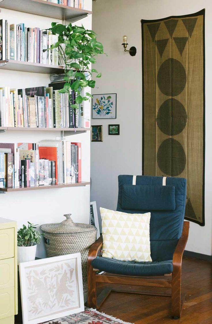 Loft de estilo industrial, decoración con bajo presupuesto, casa de estilo ecléctico, casa tipo loft.