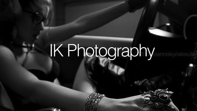 IK Photography. Web design by Aggelos Grontas