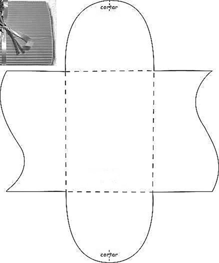 Кузя, как сделать открытку конверт из картона