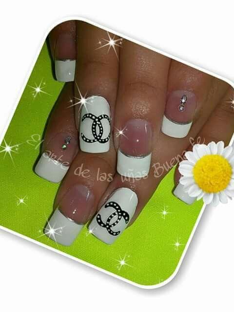 Mejores 42 imágenes de uñas en Pinterest | Arte de uñas, Belleza y ...