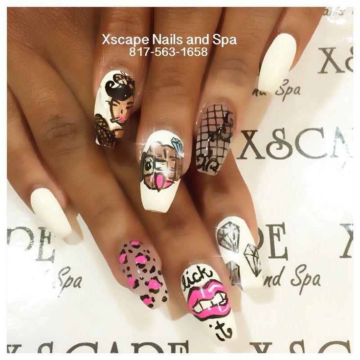 Gangster nails