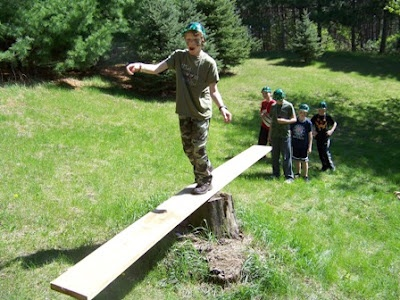 Adventures in Mommy-hood: Boot Camp Birthday: Training