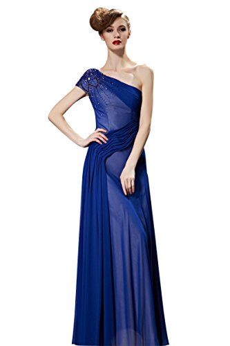 Little Smily Women's One Shoulder Backless Long Evening Dress with Sleeve  http://www.alleveningdress.com/little-smily-womens-one-shoulder-backless-long-evening-dress-with-sleeve/