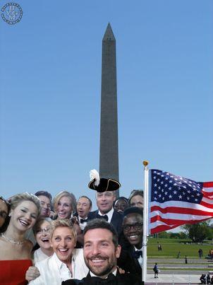 Gang Visits Washington D.C.