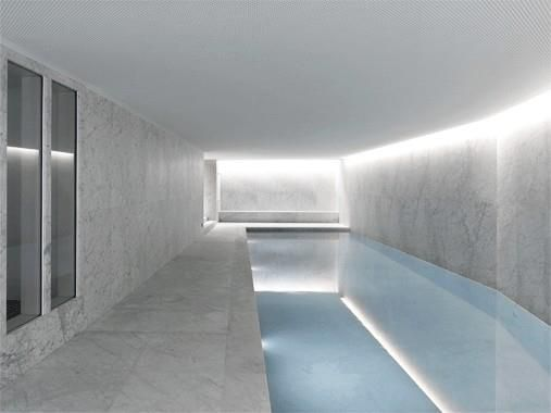 1000 id es sur le th me eclairage piscine sur pinterest for Eclairage interieur maison contemporaine