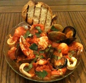 Cioppino -- A San Francisco Treat  (Chip-in-o)