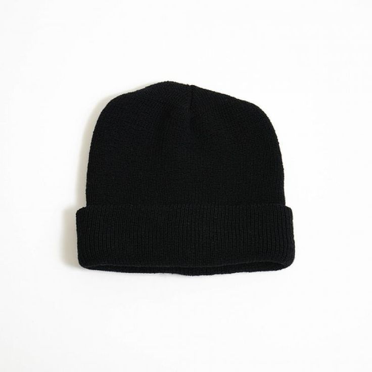KIN Merino Wool Ribbed Beanie Hat : Sydney's