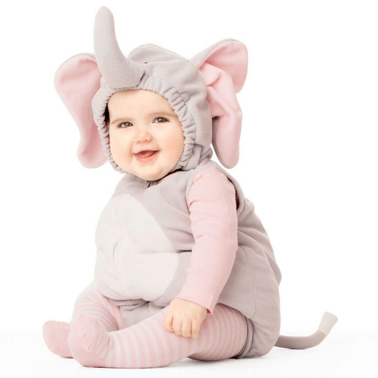 Nuevo Disfraz de Elefante, Temporada Halloween 2015 WOM #halloween #bebes #disfraces