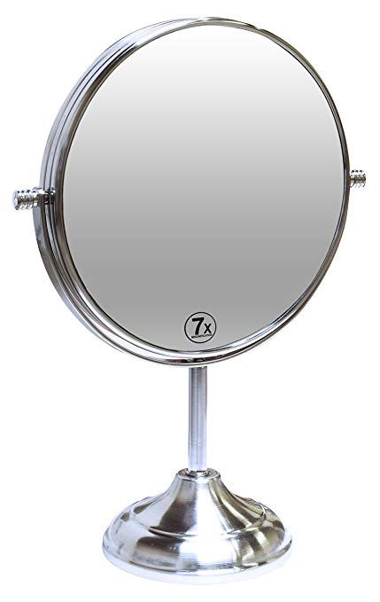 About the product <b>Mirror</b> provides <b>magnification</b> options to display a ...