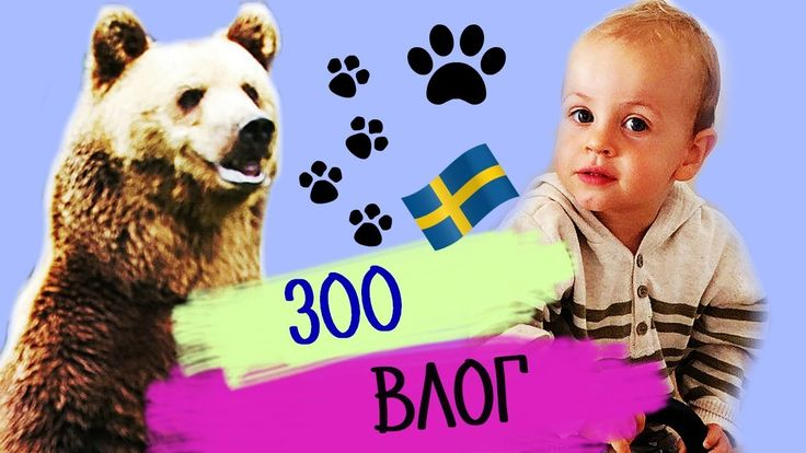 Стоит ли идти с годовасиком в зоопарк? • Детский влог • Skånes Djurpark ...