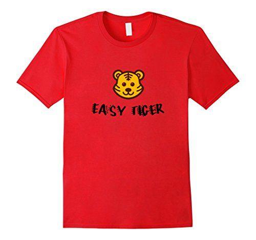 Men's Easy Tiger - Funny Cute Animal Lovers T-Shirt 2XL #tshirt #tshirts #tees #Funny #Cute #gifts #giftideas #happyholidays #red #animals #easytiger #tiger #childrendesigns #fathersday #mothersday #4july #birthday #graduation #school #college #teachers #professors #nurses #holidays #birthdays #Halloween #Christmas #Hanukkah #Valentinesday #anniversaries #everydaygiftideas https://www.amazon.com/dp/B01LZE9MZJ/ref=cm_sw_r_pi_dp_x_Hzv-xbXGH4ZRM