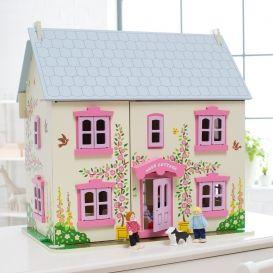 Rose Cottage Nukkekoti
