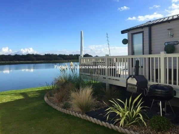 Static Caravan for Hire on Lakeland Leisure Park in Flookburgh