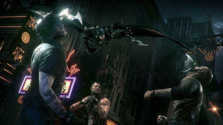Juegos para todos: Batman: Arkham Knight