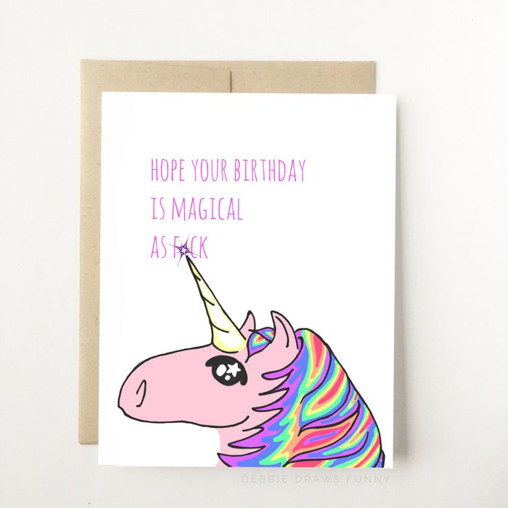 206 Best DebbieDrawsFunny Etsy Shop: Funny Greeting Cards