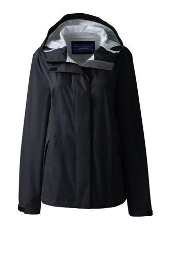 Women's+Waterproof+Rain+Jacket+from+Lands'+End