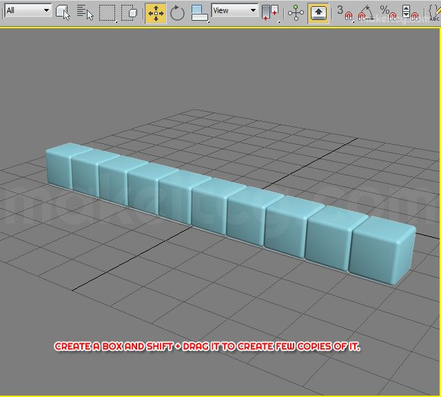 In this detailed tutorial, you will be learning how to create an animated bar equilizer in 3ds max using Maxscript. Enjoy ;)