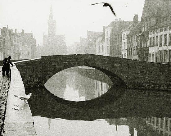 Fulvio Roiter, Bruges, Belgium, 1959