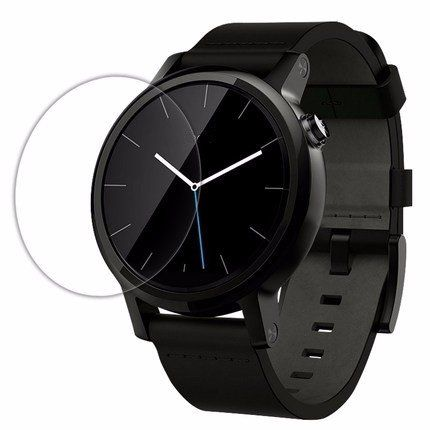 Matte Anti-scratch Screen Protector Skin For Motorola Moto 360 2nd 42/46mm…