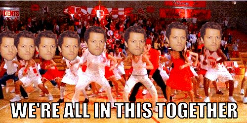 (gif) Mishapocalypse I'M ABOUT TO CRY IN LAUGHTER. OMG