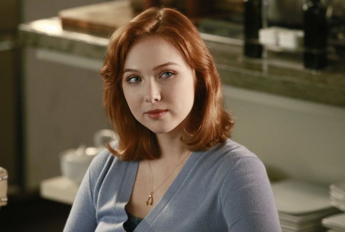 MOLLY QUINN Season 8, Episode 5, 'The Nose'