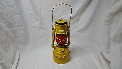 Feuerhand 276 Petroleumlampe Sturmlaterne Grubenlaterne Baby Special gelb