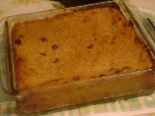 Back home in Jamaica we love to make sweet potato pudding. I have watched my grandmother and mother make this pudding and never saw them measured their ingredients, they just bake without using any kind of measurement. I have also baked without...