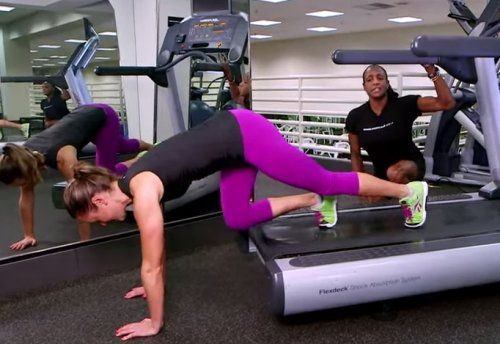 8 Treadmill Exercises That Aren't Running | Fitness for Men and Women | Page 3