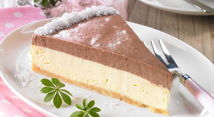 Schoko-Vanille-Torte | Rezeptdetails - Brunch
