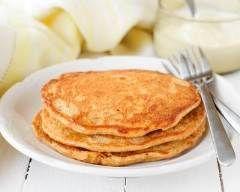 Pancakes facile et sans gluten