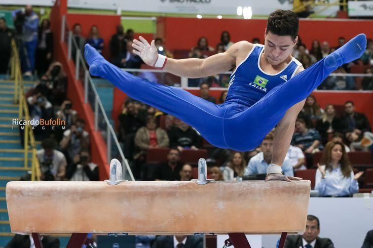 Sergio Sasaki - BRA  #fig #cbg #caixa #ministeriodoesporte #canon #adidas #gimnastics #gimnasia #ginastica #artistic #artistica #brazil #bra #pommelhorse #cavalocomalças #rio2016 #olympic #sport #sportphotography #bufolin #rbufolin #bergamini #sasaki