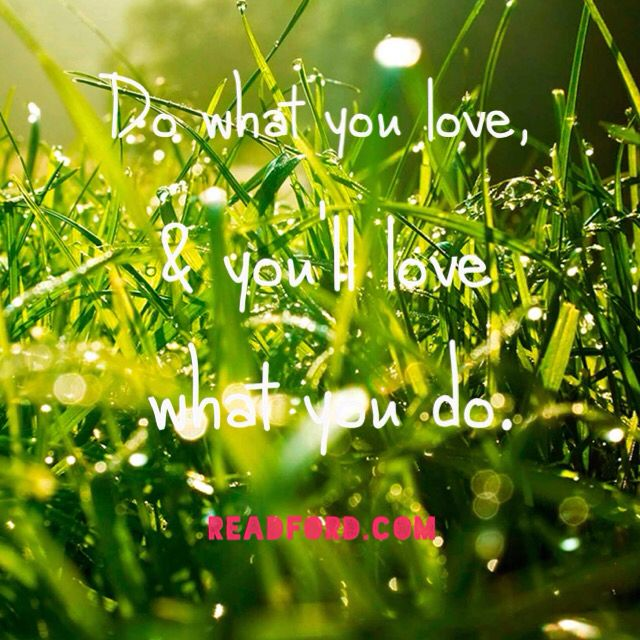 Passion purpose inspirational quote