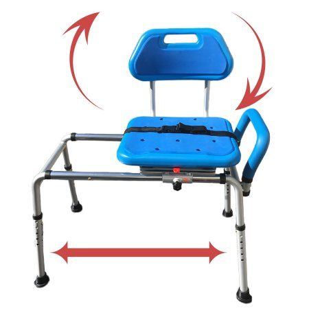 Health With Images Transfer Bench Shower Chair Swivel Seating