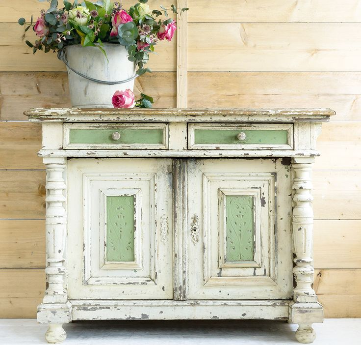 vintage sideboard from goose garden and home