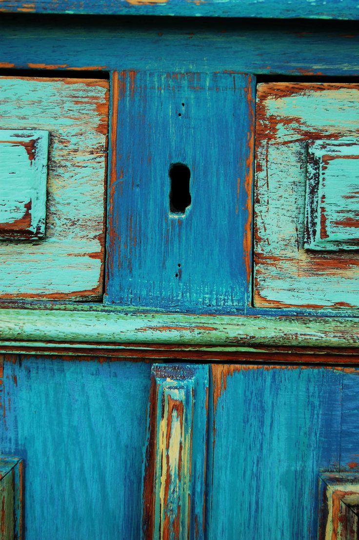 "MaKandJiLL ""Old Man's Bar"" Detail CHALK PAINT® www.MaKandJiLL.com"
