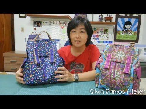 DIY - Trailer Vídeo Aula Bolsa Mochila - YouTube