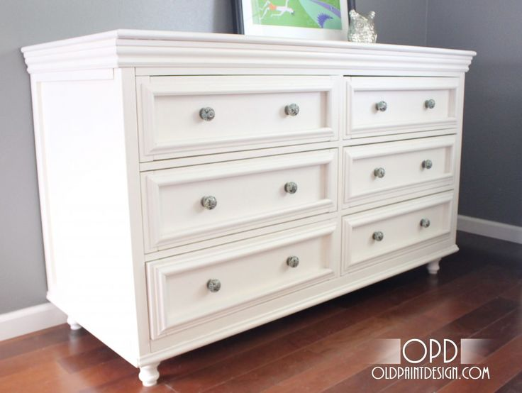 Website has complete plans to make this dresser. I see a project in my hubbies near future!! :]
