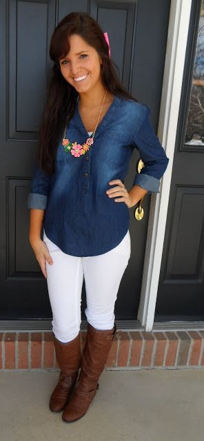 Classy in the classroom blog of cute teacher outfits