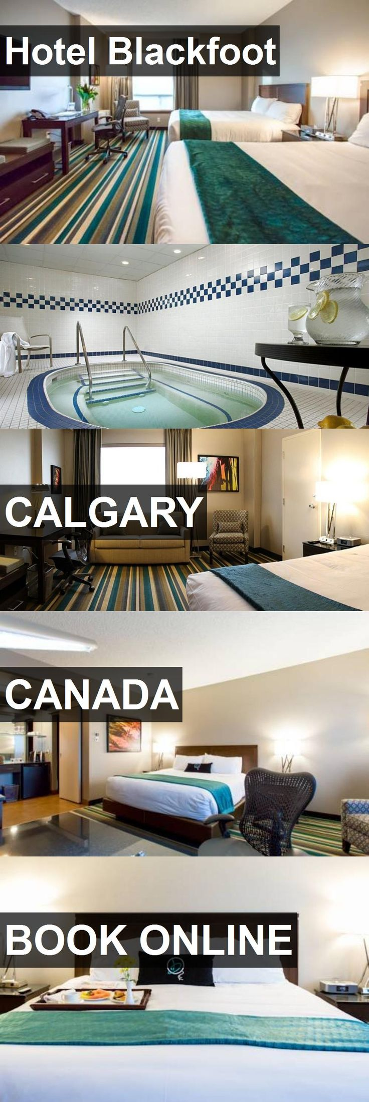 Hotel Blackfoot in Calgary, Canada. For more information, photos, reviews and best prices please follow the link. #Canada #Calgary #travel #vacation #hotel