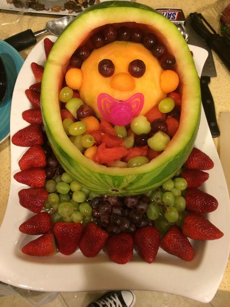 Baby Shower Fruit Ideas