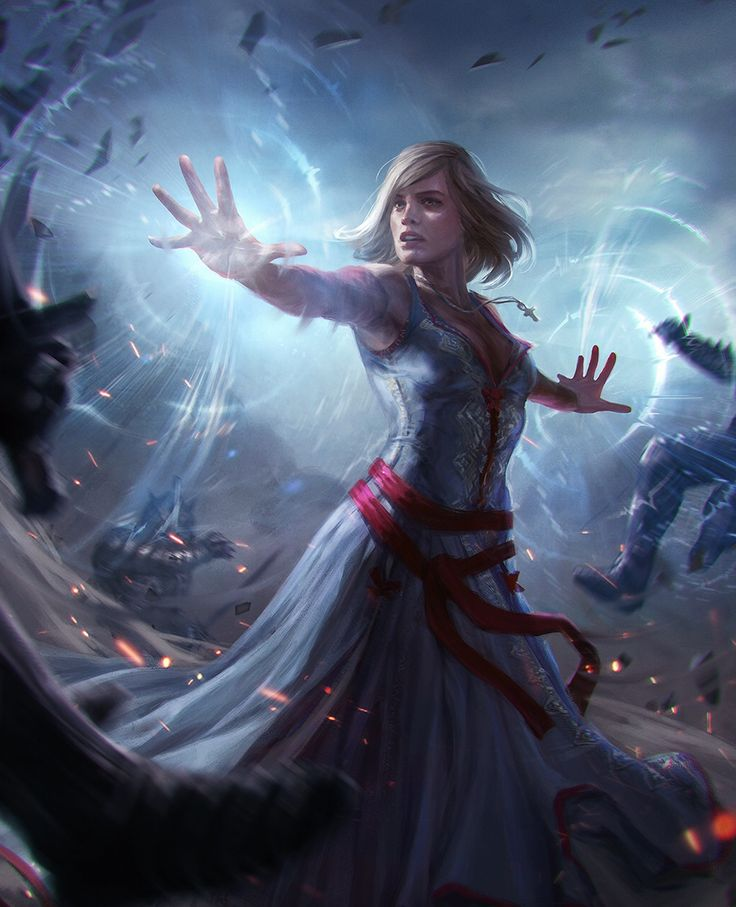 Fantasy Characters Images On